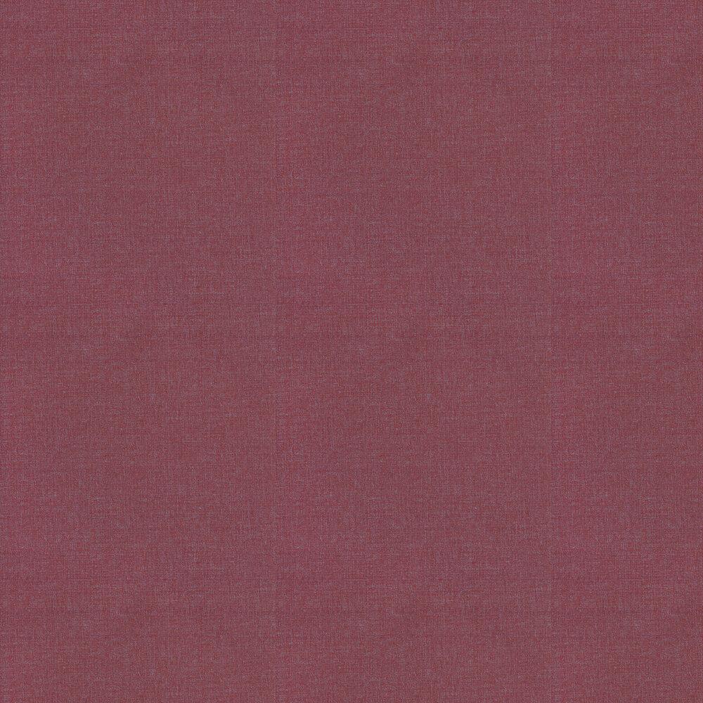 Plain Wallpaper - Red - by Eijffinger