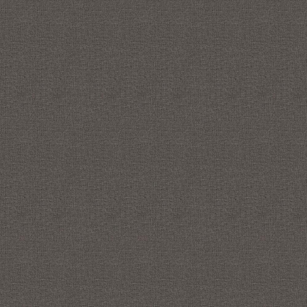 Plain Wallpaper - Charcoal - by Eijffinger