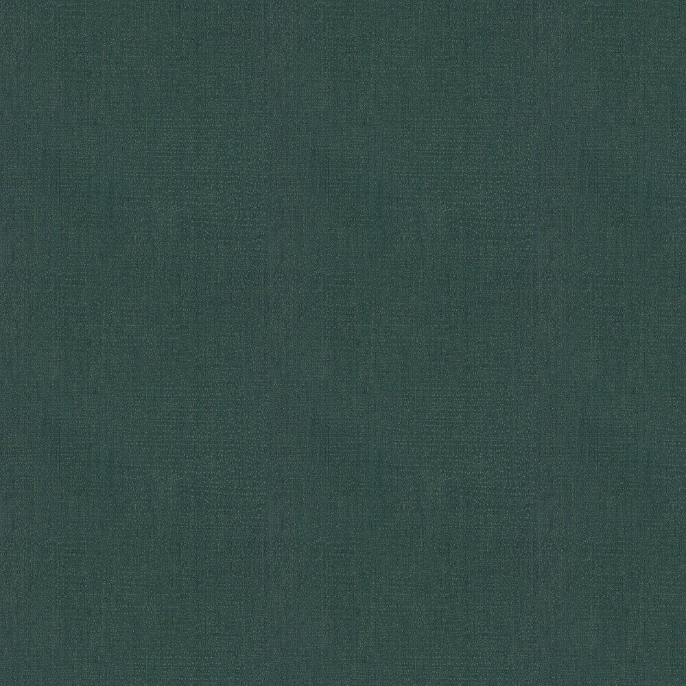 Textured Plain Wallpaper - Green - by Eijffinger