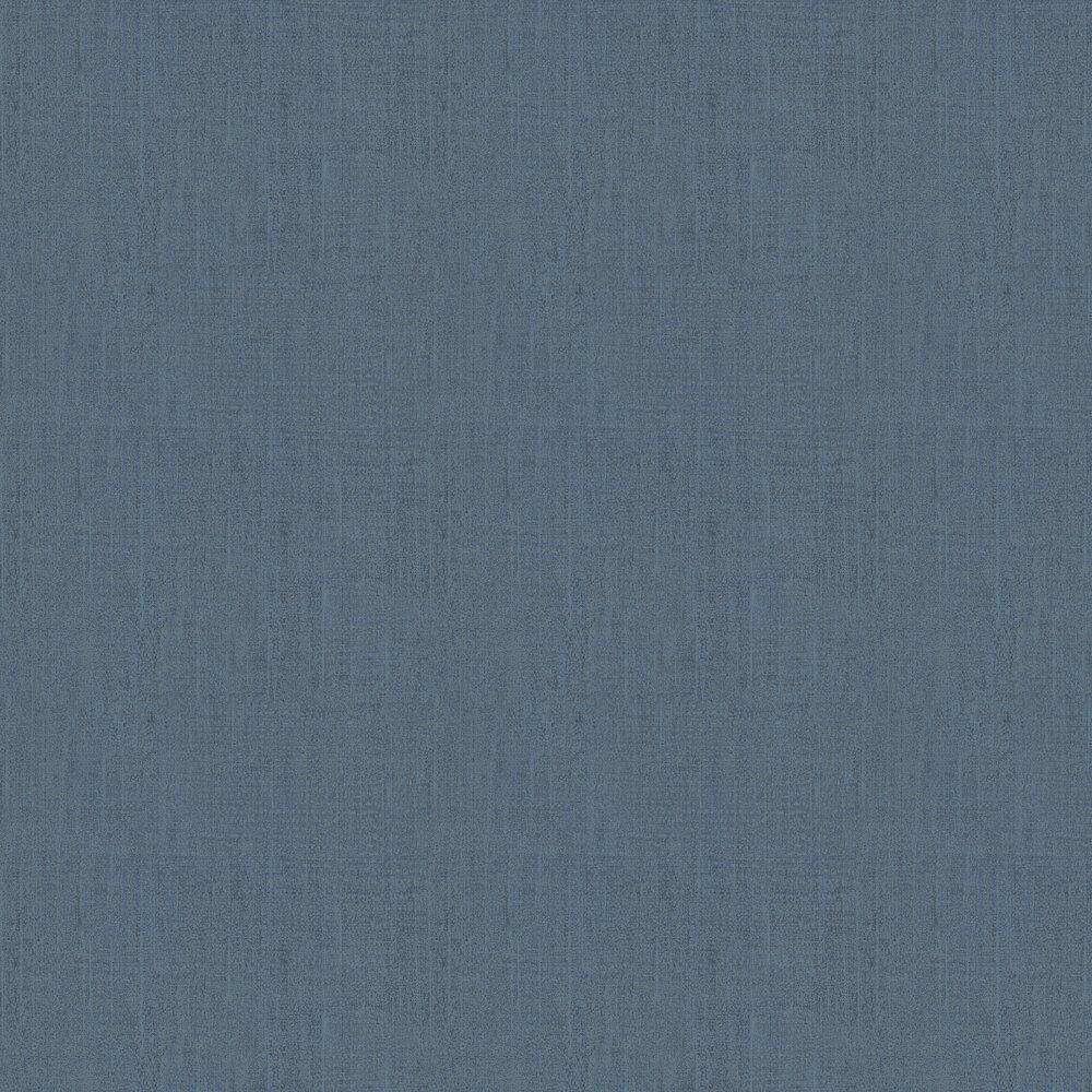 Textured Plain Wallpaper - Blue - by Eijffinger