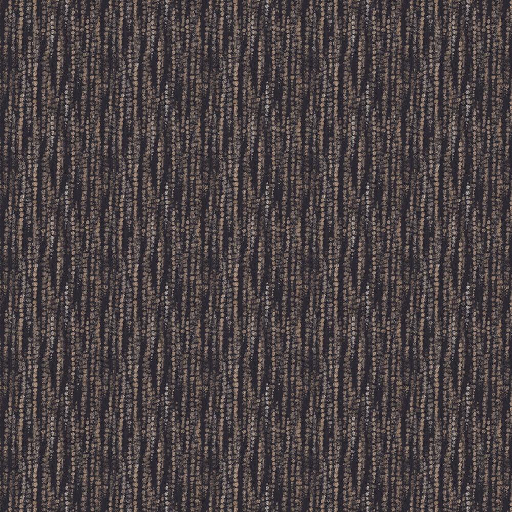 Dots Wallpaper - Black - by Eijffinger