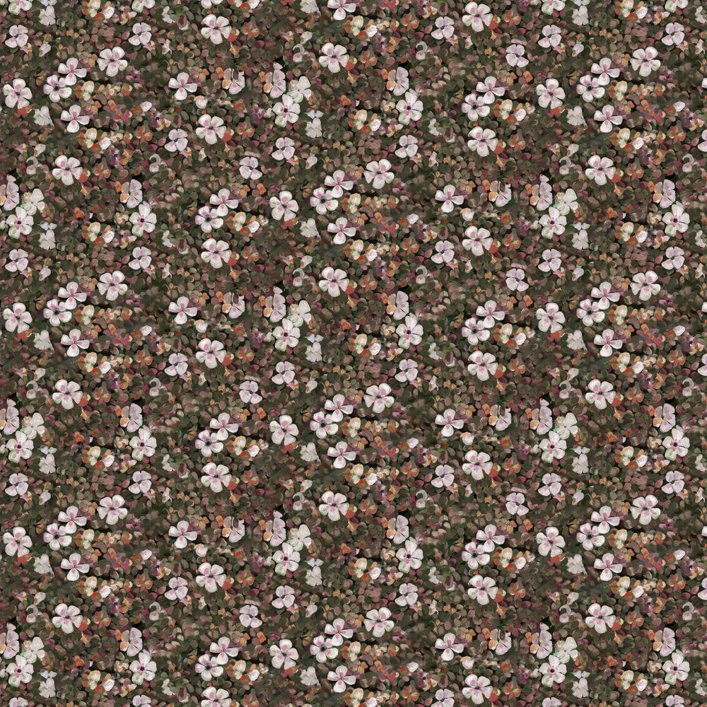 Floral Tapestry Wallpaper - Lilac - by Coordonne