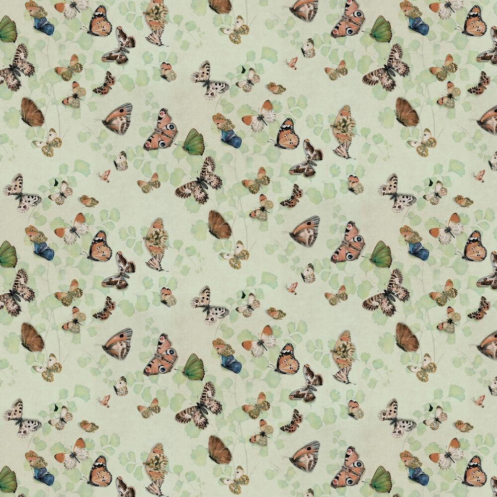 Magic Butterflies Wallpaper - Maca - by Coordonne