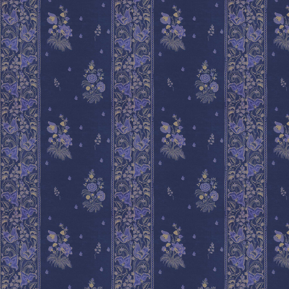 Korond Floral Wallpaper - Clematis - by Mind the Gap