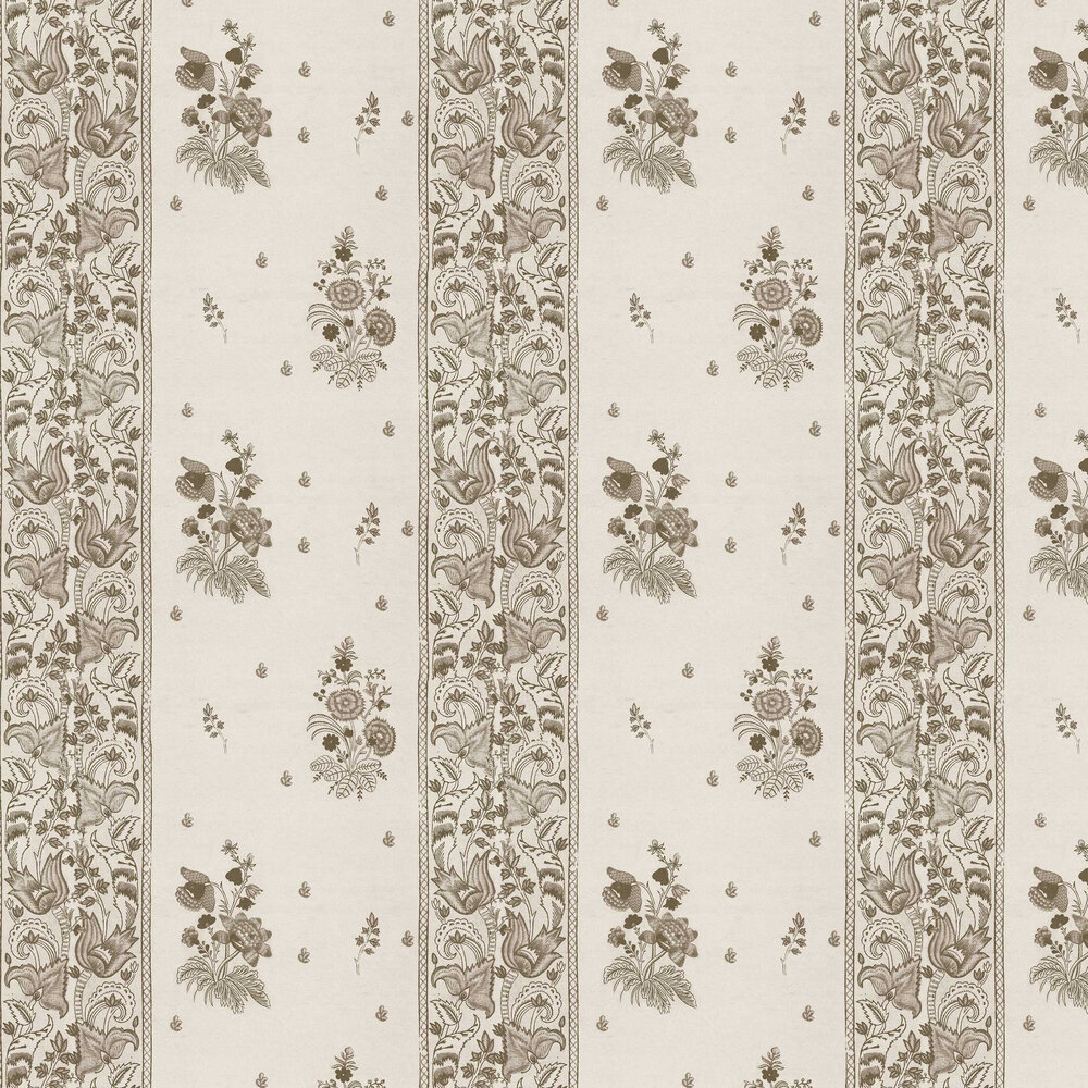 Korond Floral Wallpaper - Dune - by Mind the Gap