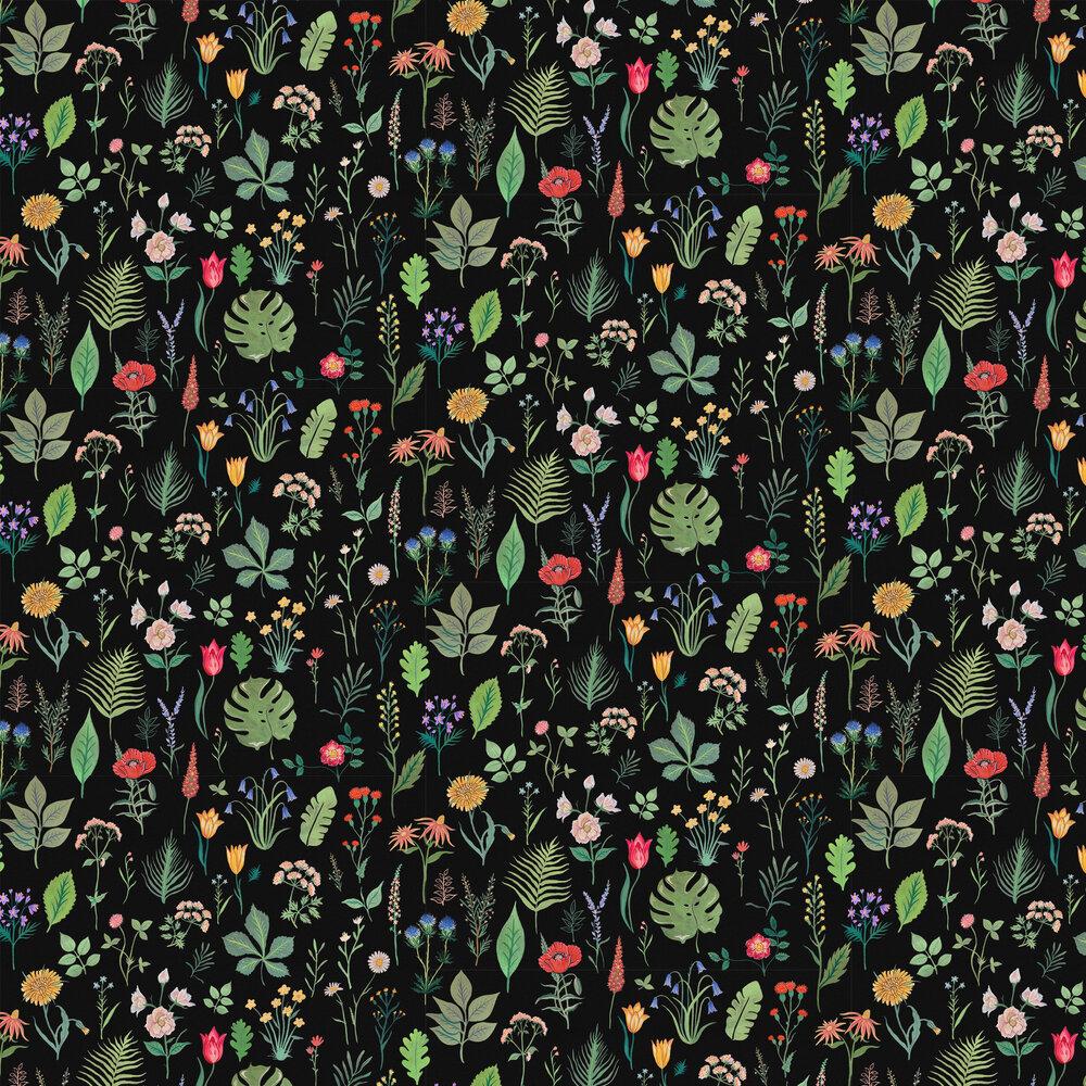 Sonder Wallpaper - Black - by Wear The Walls
