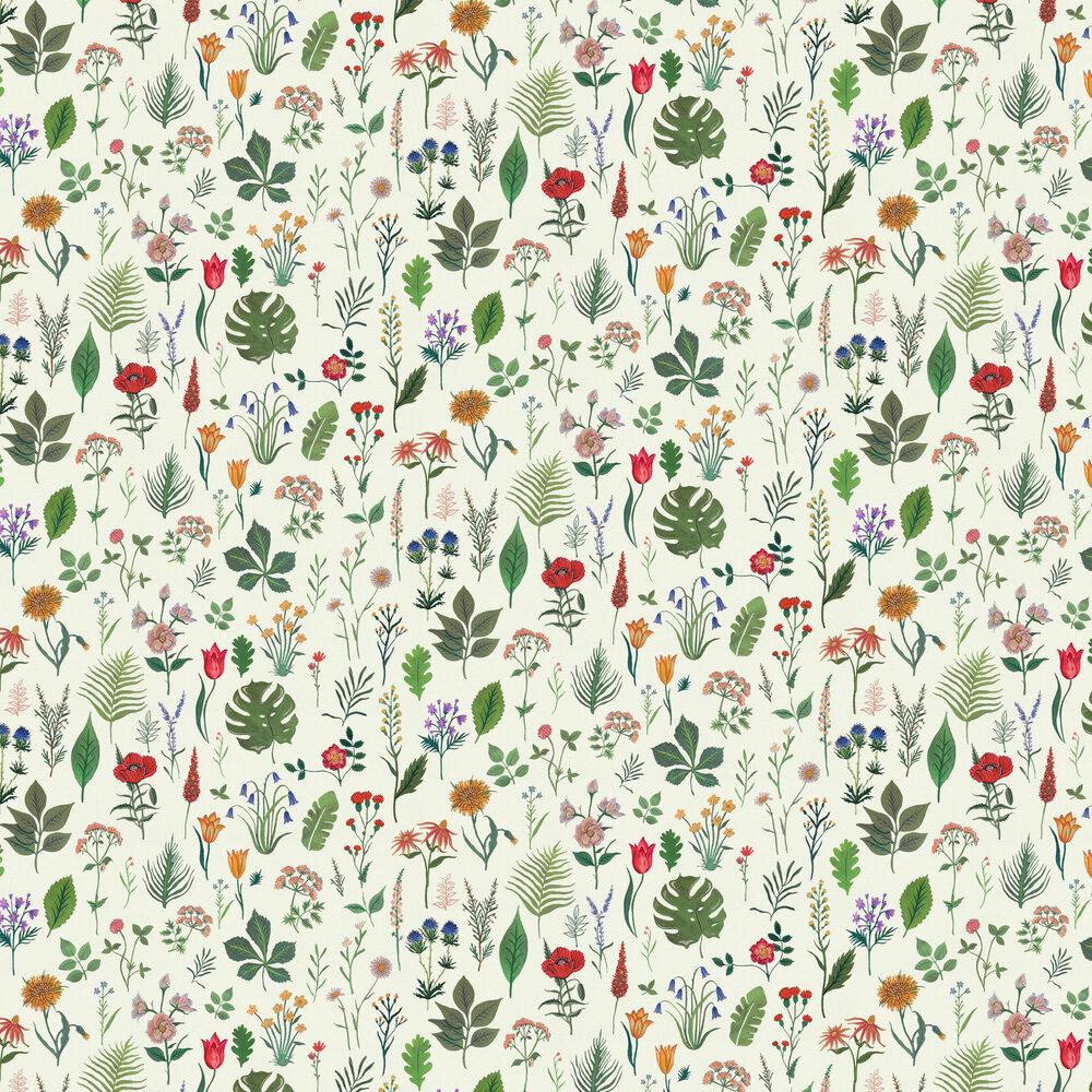 Sonder Wallpaper - White - by Wear The Walls