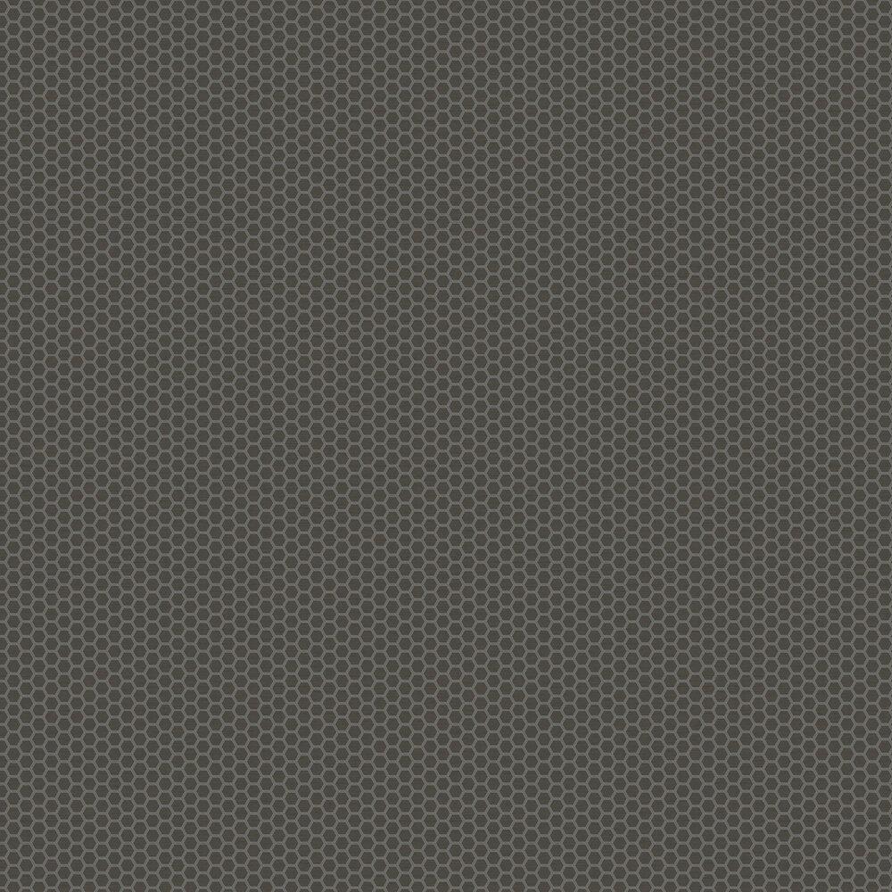 Hexie Wallpaper - Black - by Ted Baker