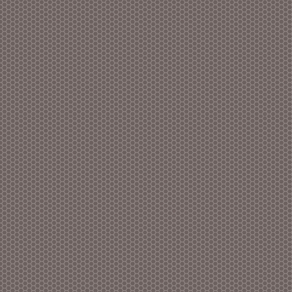 Hexie Wallpaper - Charcoal - by Ted Baker