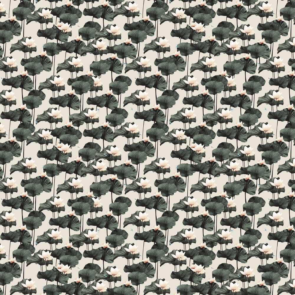 Drago Wallpaper - Nude - by Ted Baker