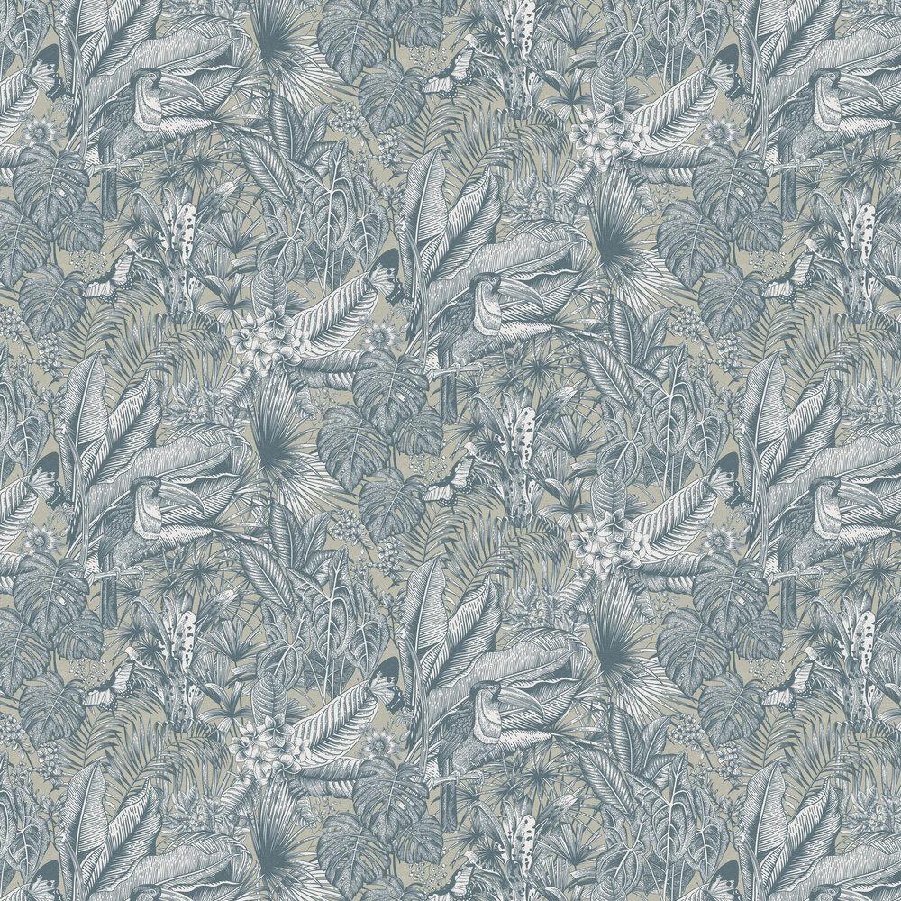 Furada Wallpaper - Soft Sand - by Rebel Walls