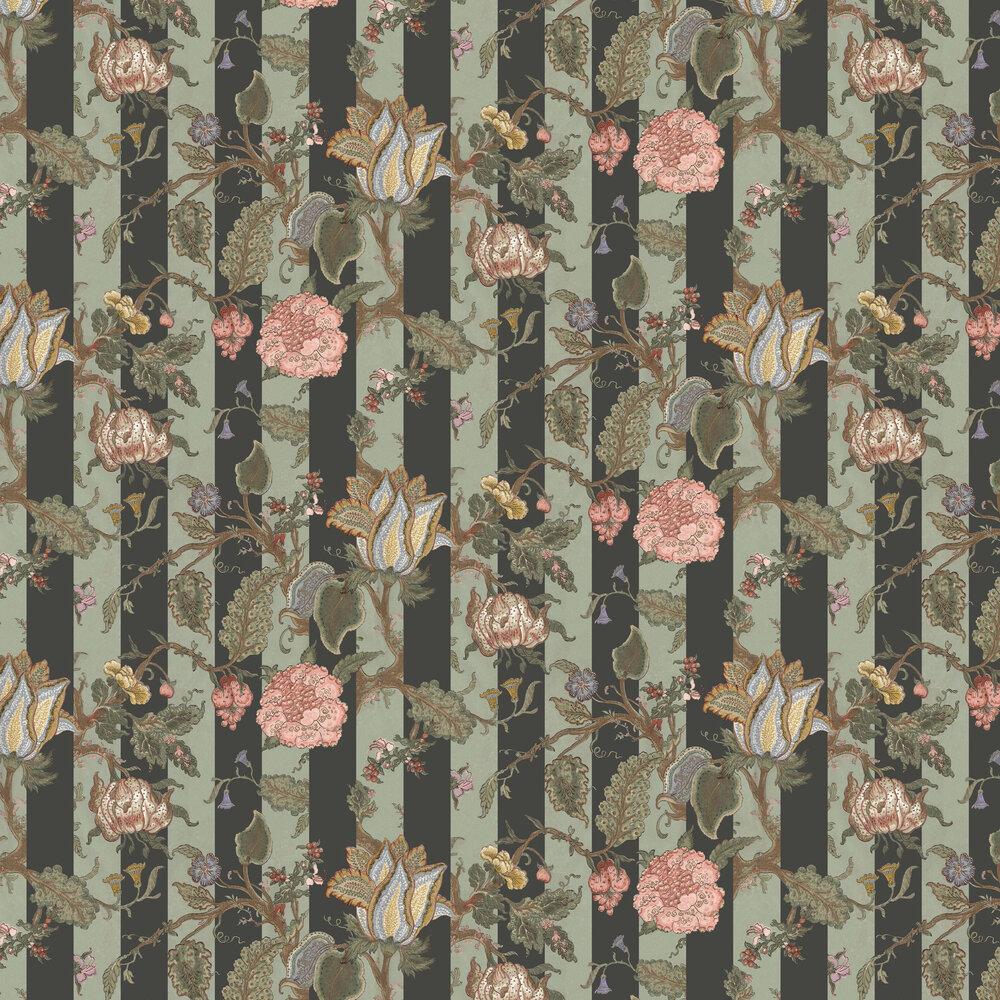 Soho Wallpaper - Fern - by Rebel Walls