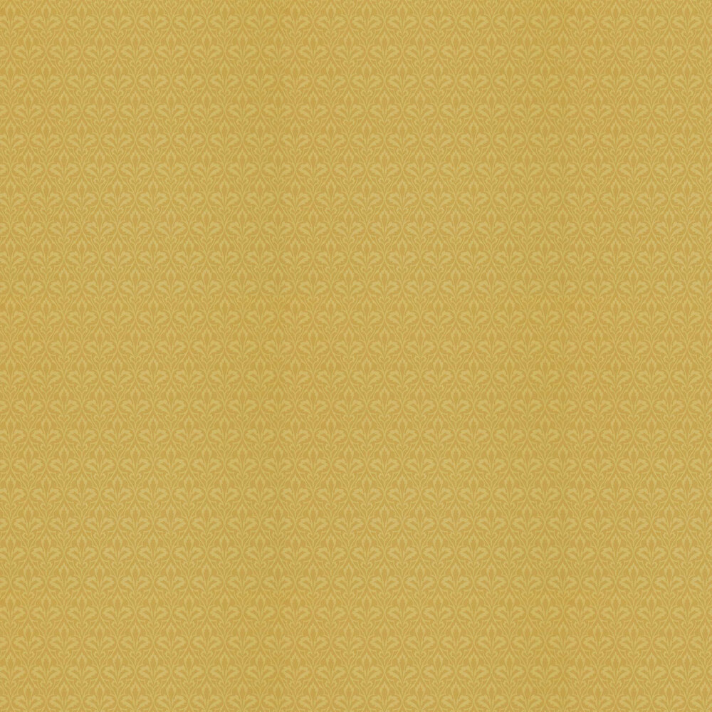Owen Jones Wallpaper - Honey / Beige - by Morris
