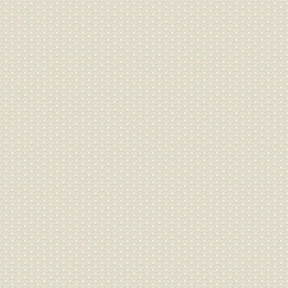Siam Wallpaper - Gold - by SketchTwenty 3