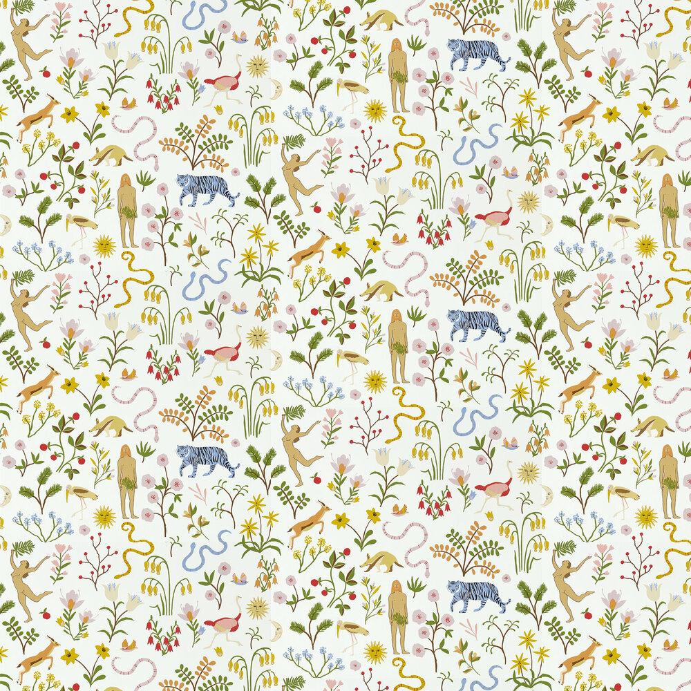 Garden of Eden Wallpaper - Popsicle - by Scion