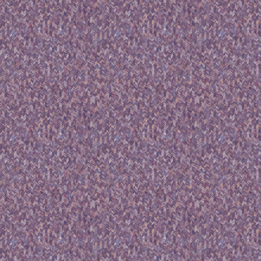 Saram Texture Wallpaper - Berry - by Albany