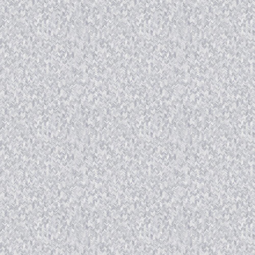 Saram Texture Wallpaper - Grey - by Albany