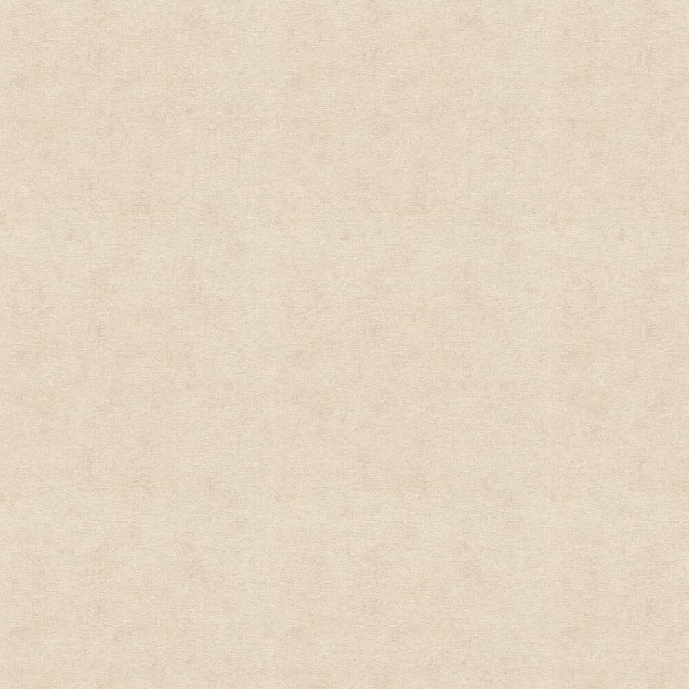 Plain Wallpaper - Beige - by Albany