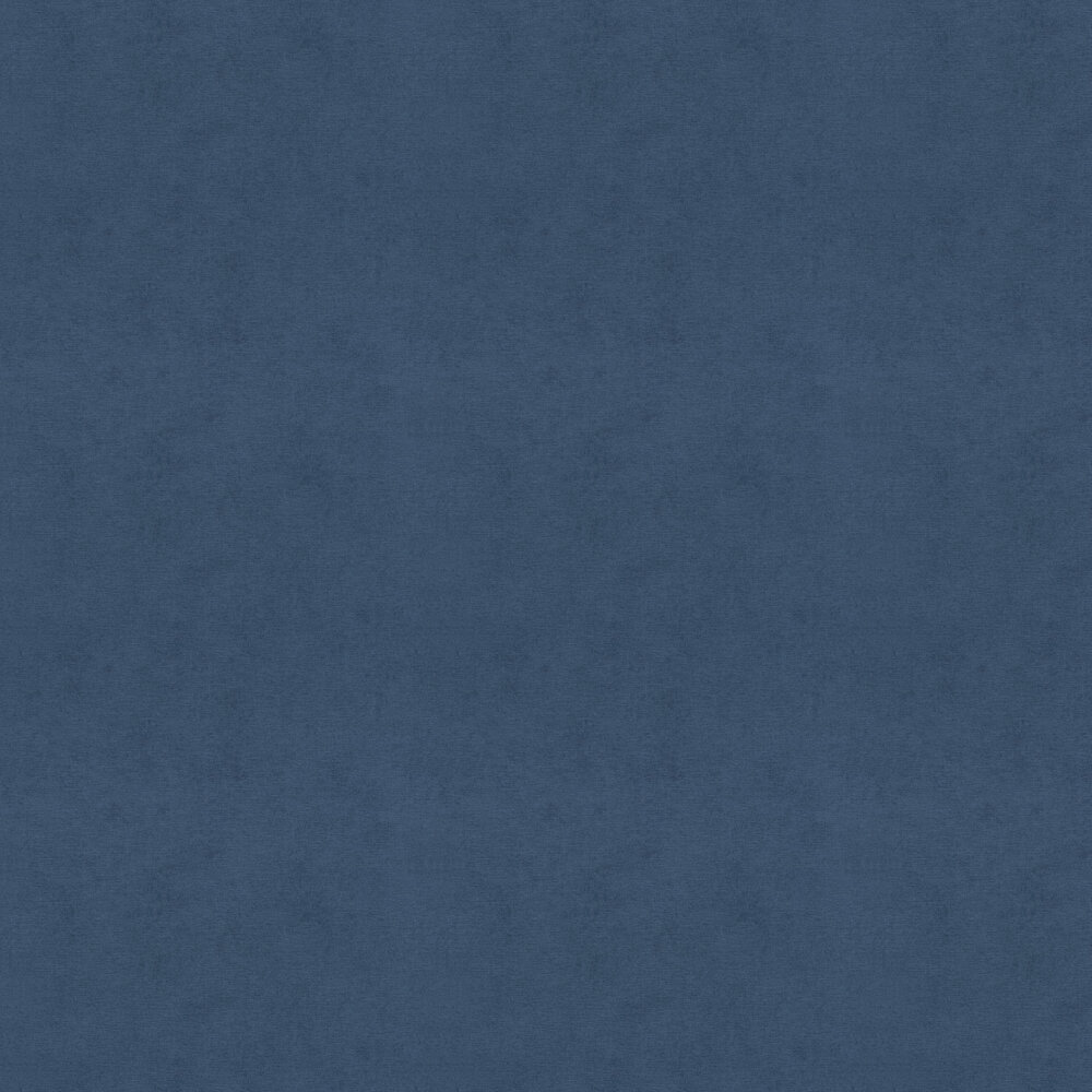 Plain Wallpaper - Blue - by Albany