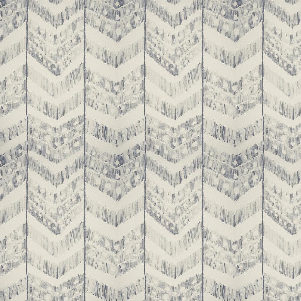 Turkish Ikat Wallpaper - Neutral - by Mind the Gap
