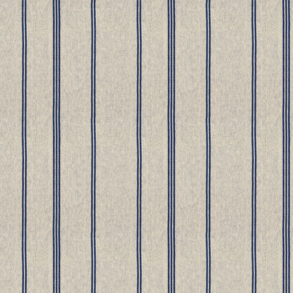 Katalin Stripe Wallpaper - White Sand - by Mind the Gap