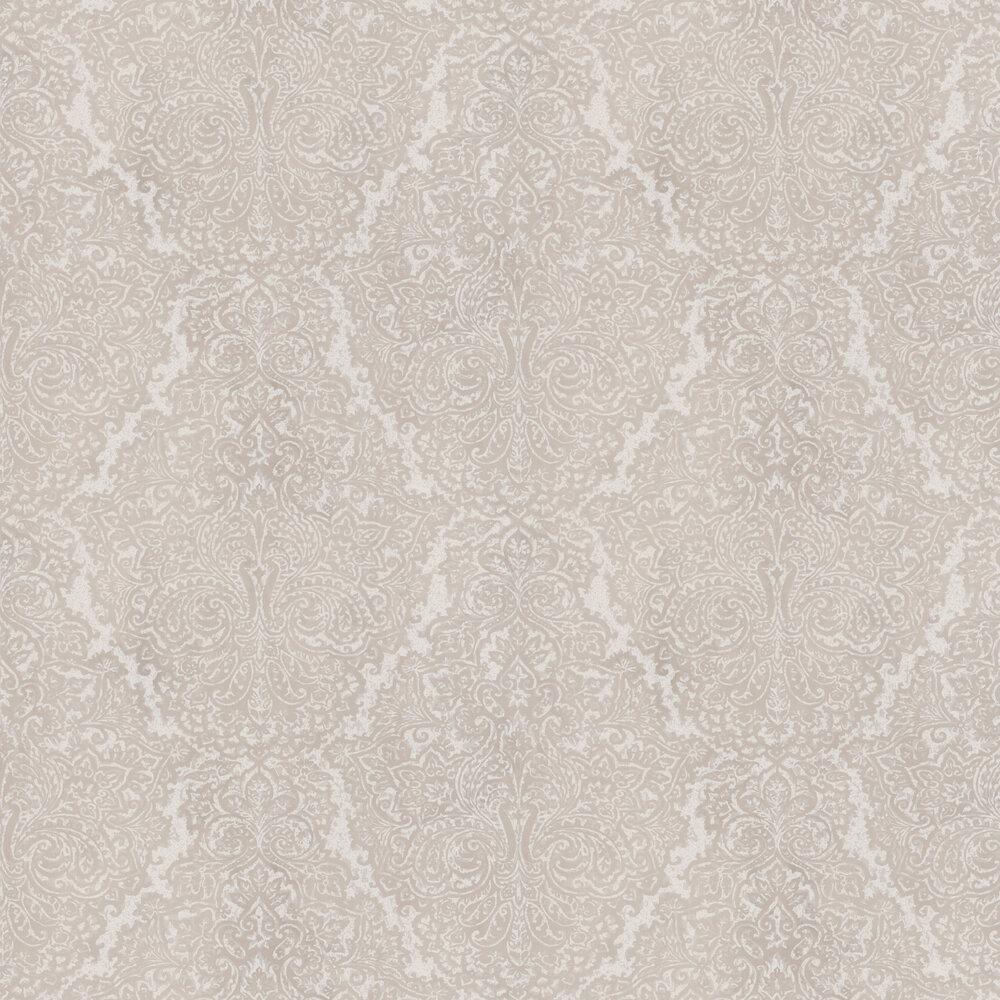Aurelia Wallpaper - Pebble/Stone - by Harlequin