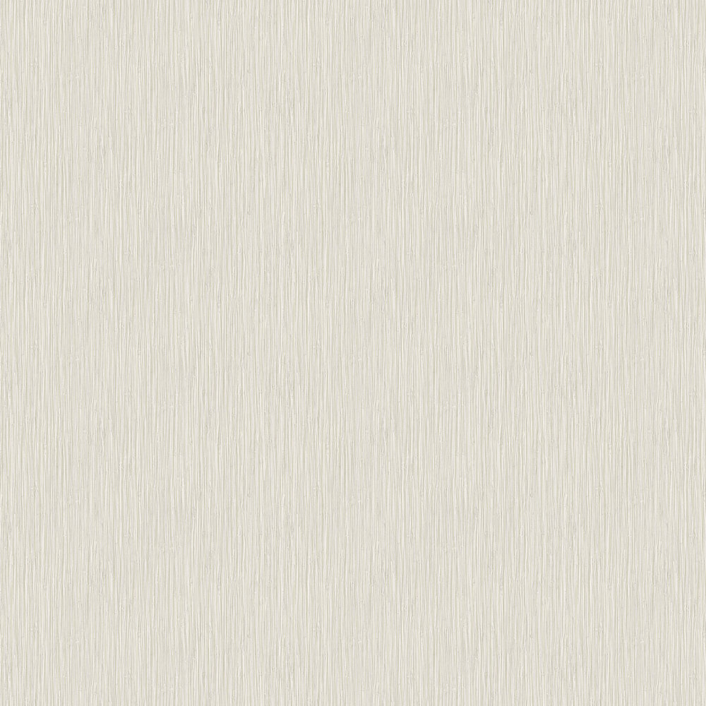 Grasscloth Texture Wallpaper - Cream - by Albany