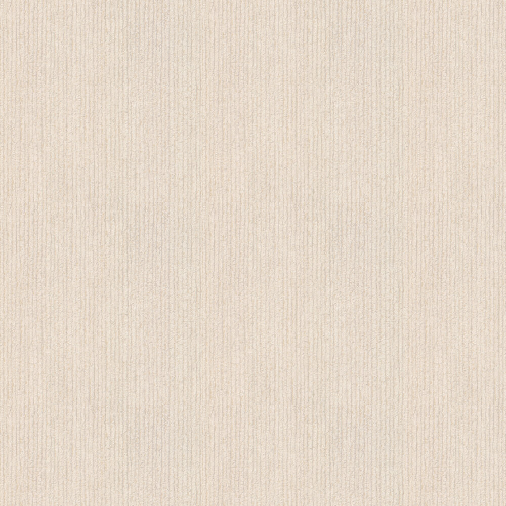 Embossed Stripes Wallpaper - Cream - by Albany