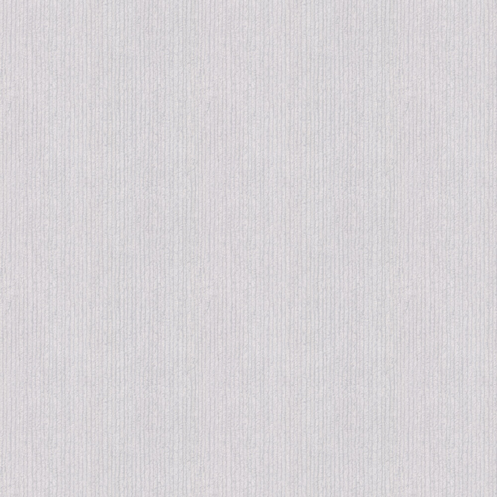 Embossed Stripes Wallpaper - Grey - by Albany