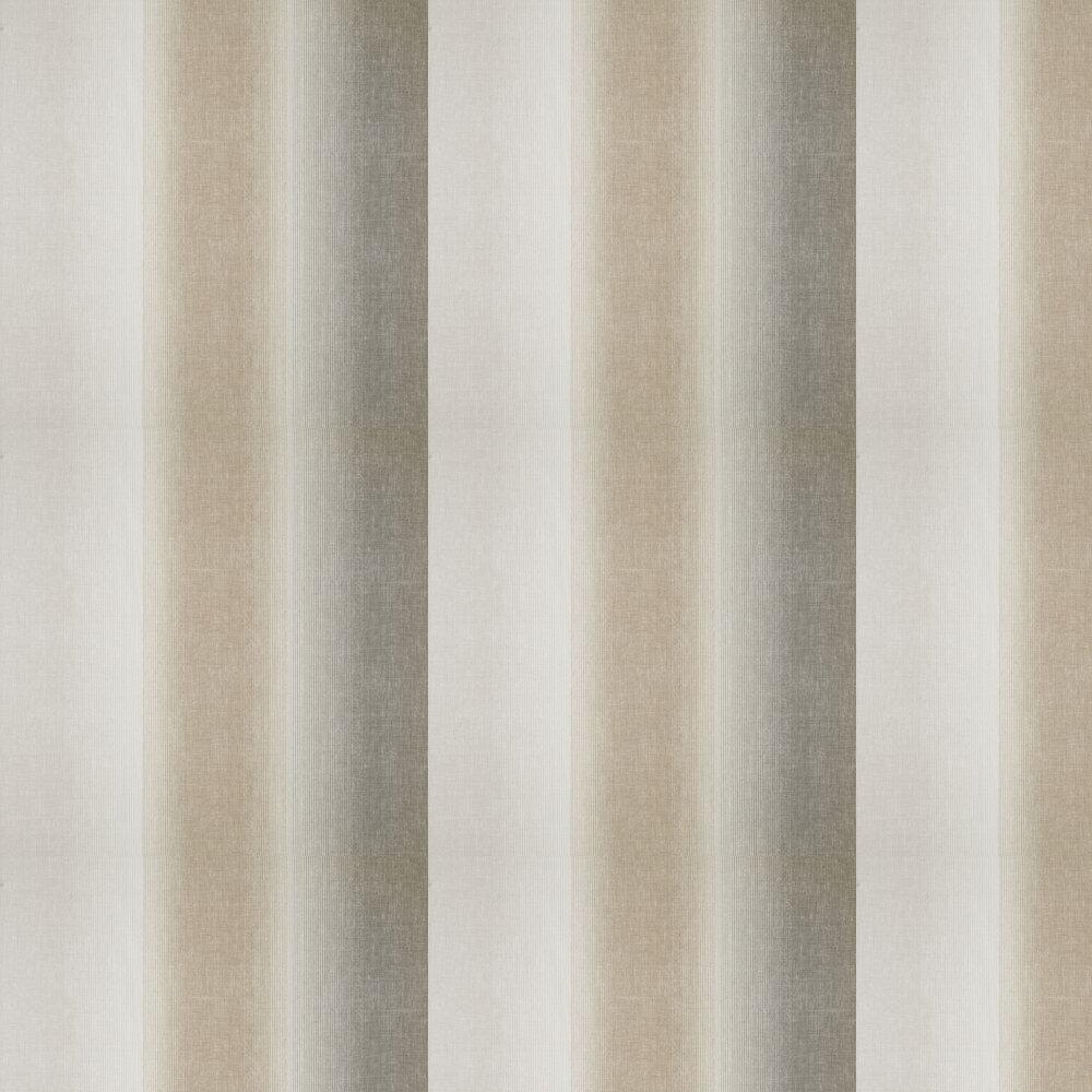 Kirby Stripe Wallpaper - Beige - by Albany