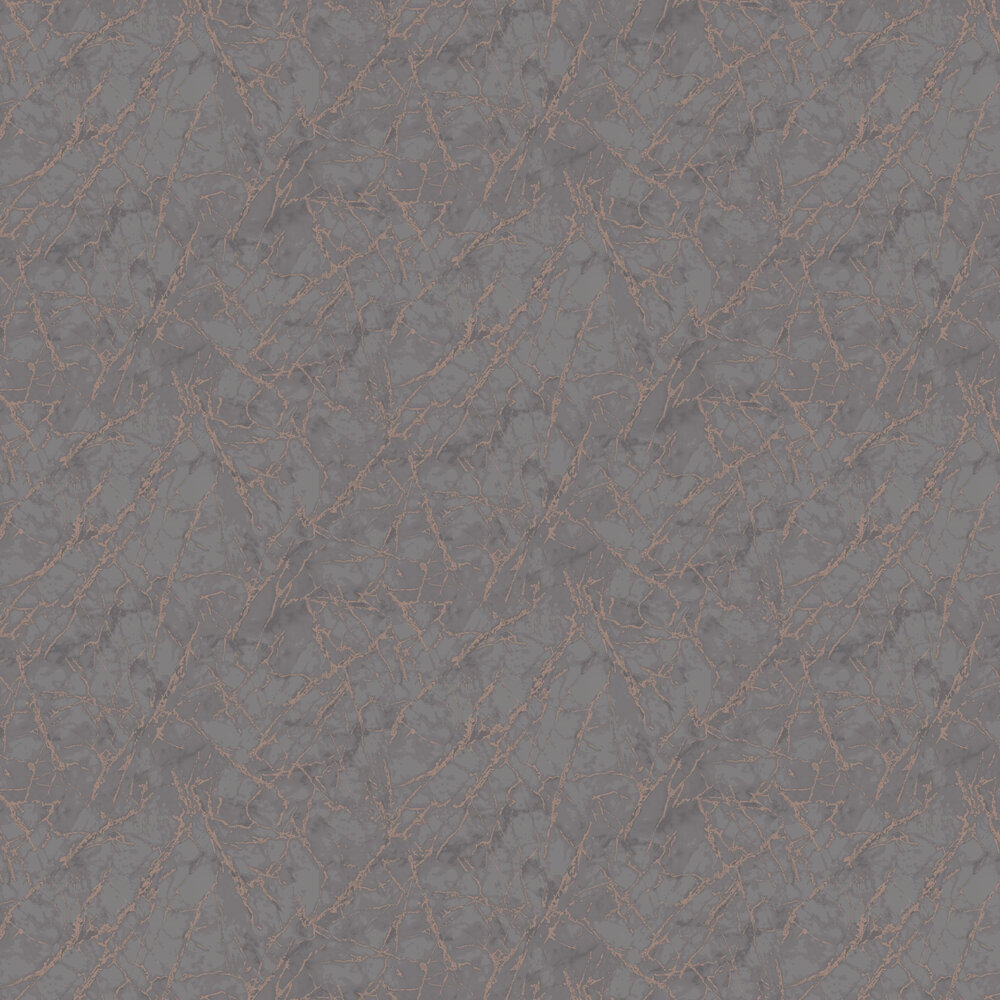 Marble Wallpaper - Charcoal - by Albany