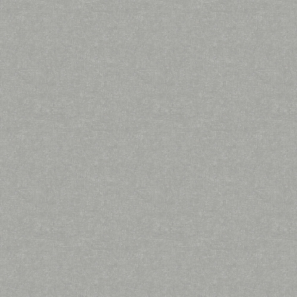 Chenille Texture Wallpaper - Silver - by Albany
