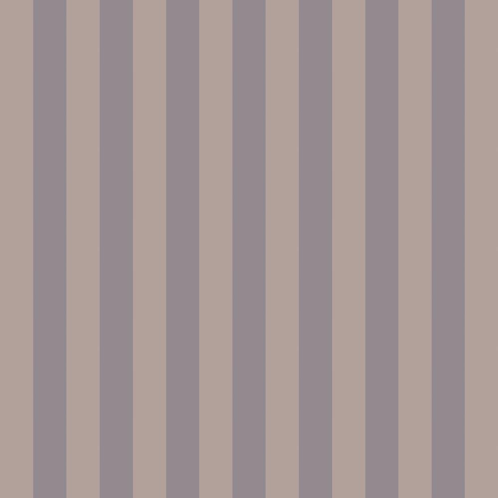 Dillan Stripe Wallpaper - Rose Gold - by Albany