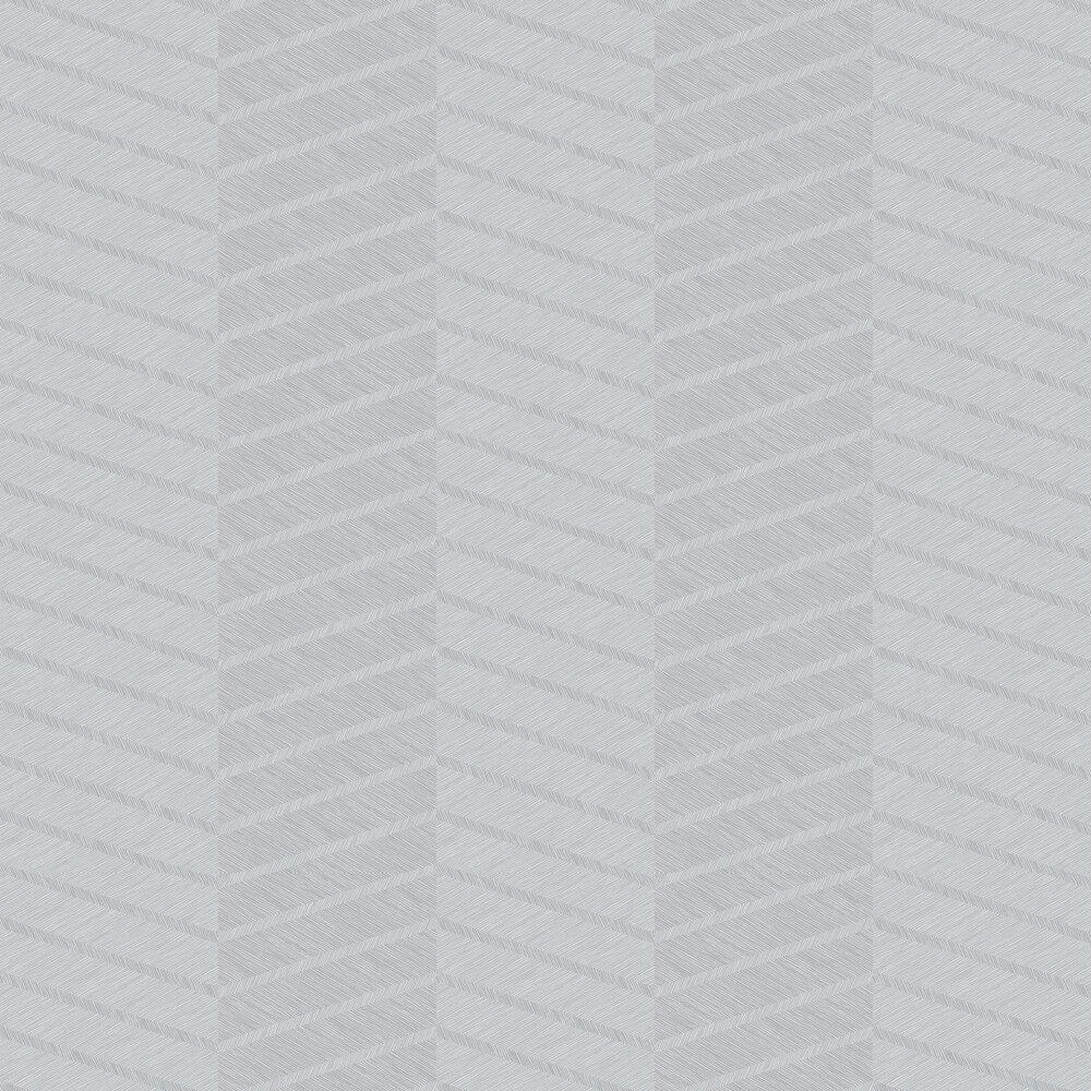 Aspen Wallpaper - Grey - by A Street Prints