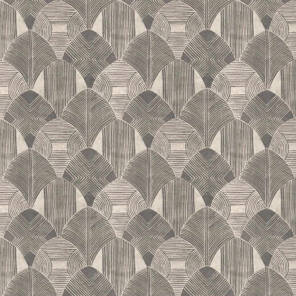 Westport Wallpaper - Charcoal - by A Street Prints