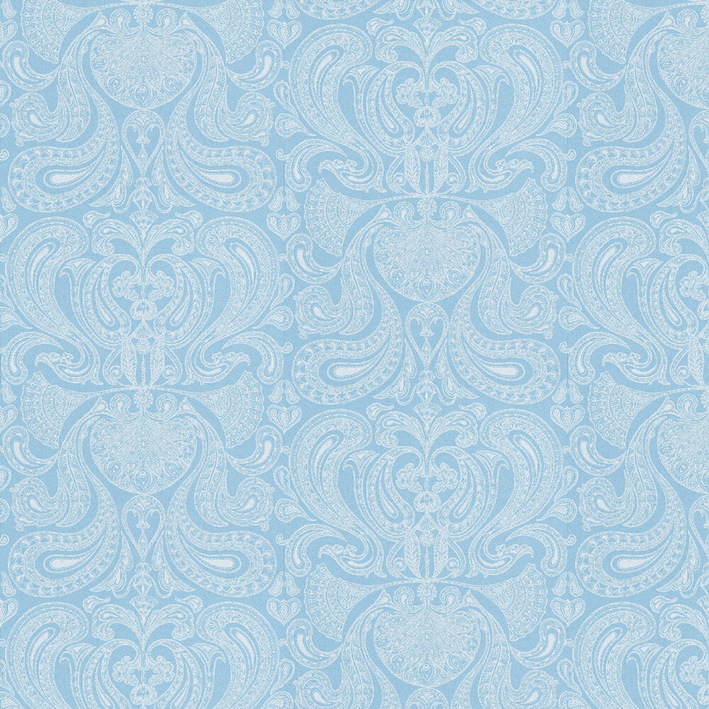 Cole & Son Malabar Blue Wallpaper - Product code: 66/1006