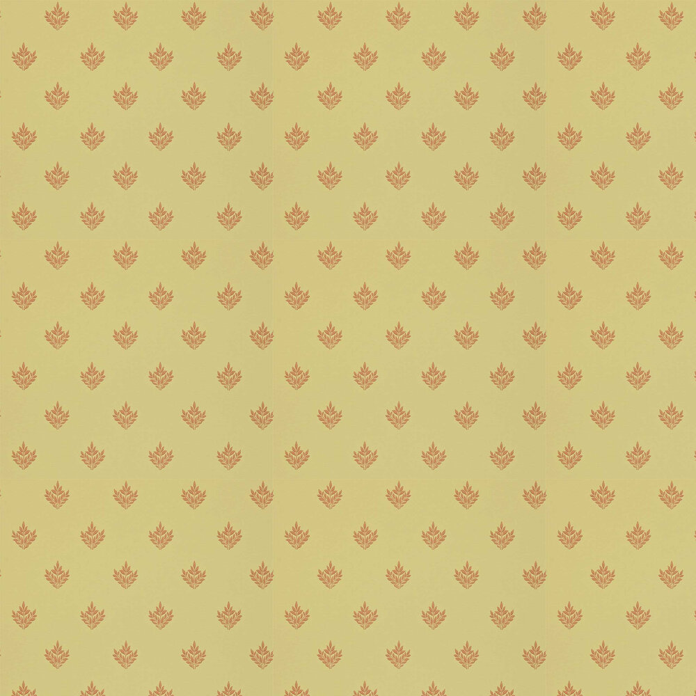Pearwood Wallpaper - Red - by Morris