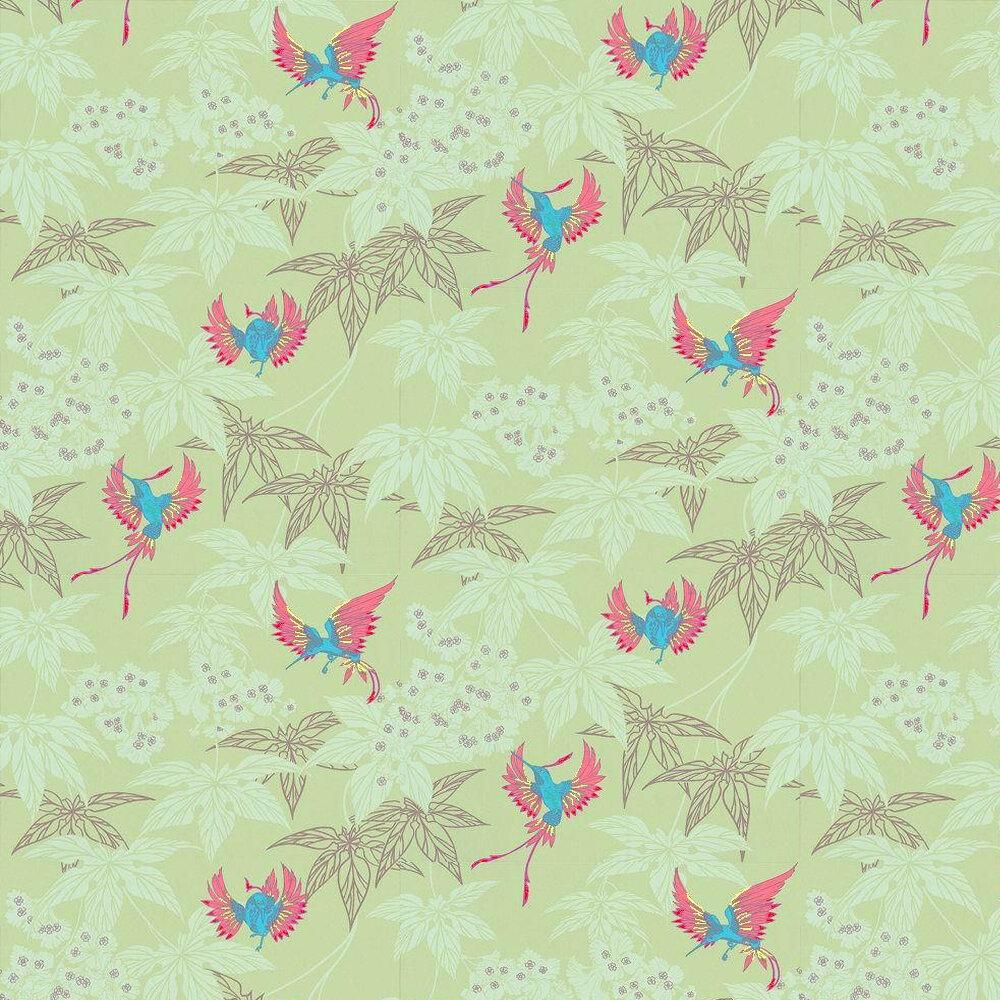 Osborne & Little Grove Garden Multi Wallpaper - Product code: W5603/02