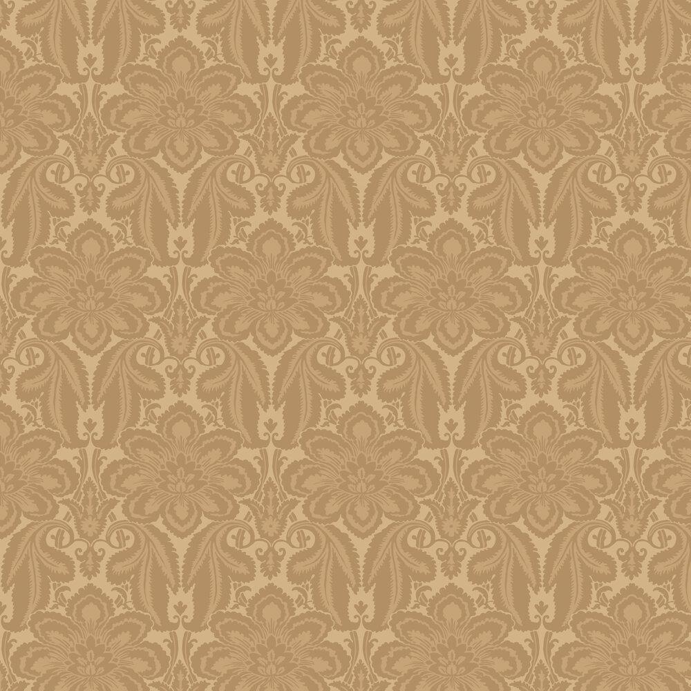Little Greene Albemarle Golden Yellow Wallpaper - Product code: 0251ALGOLDZ