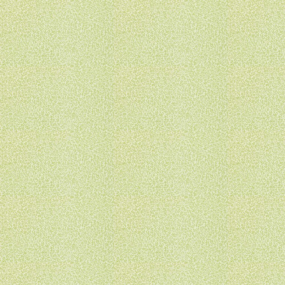 Standen Wallpaper - Fennel - by Morris