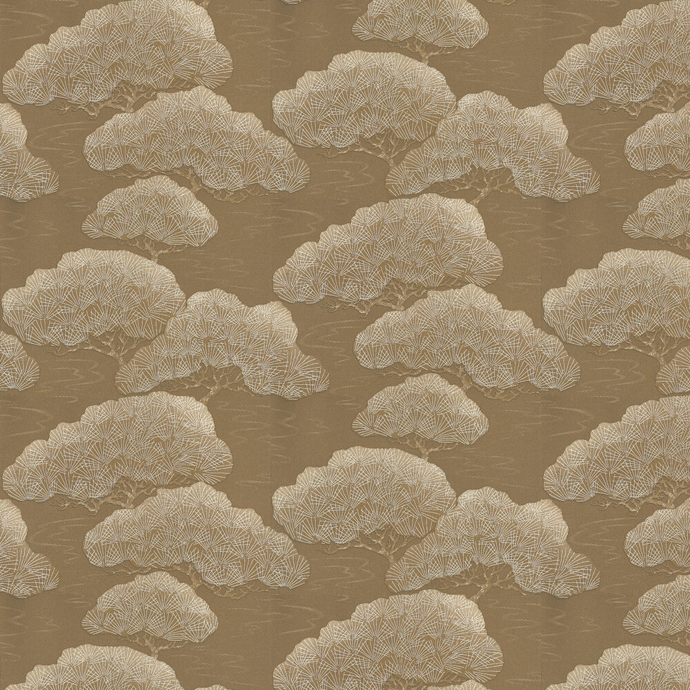 Little Greene Golden Pine Wallpaper - Product code: 275PIGOLDE