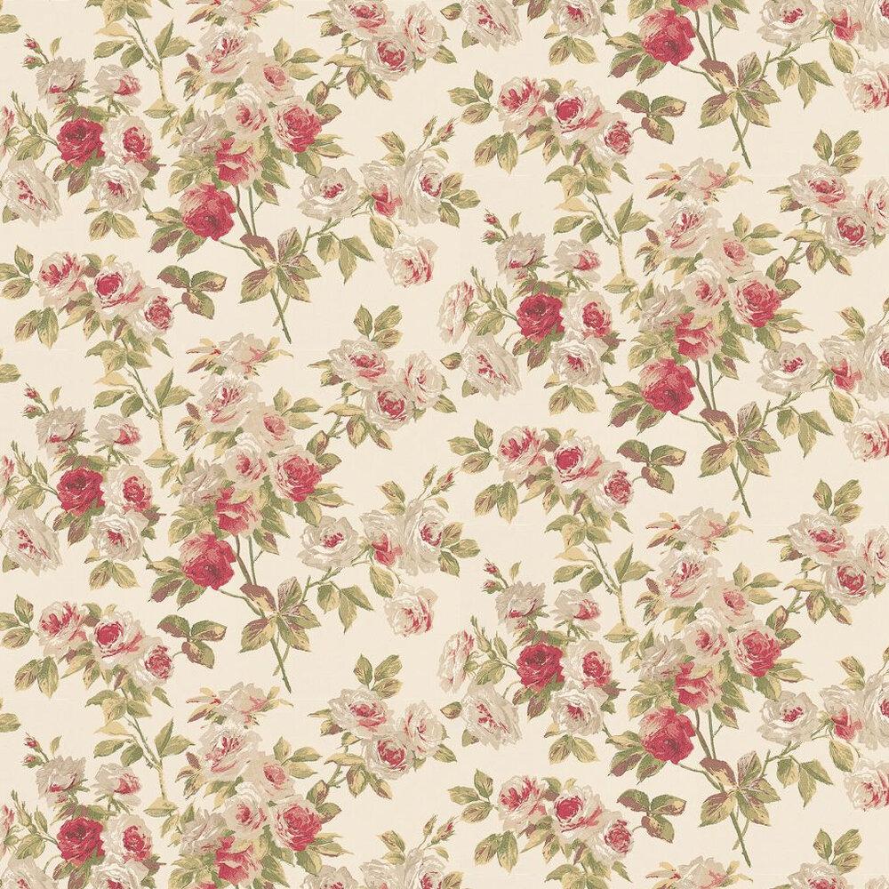 Sanderson Eglantine Beige / Pink Wallpaper - Product code: DVIWEG104