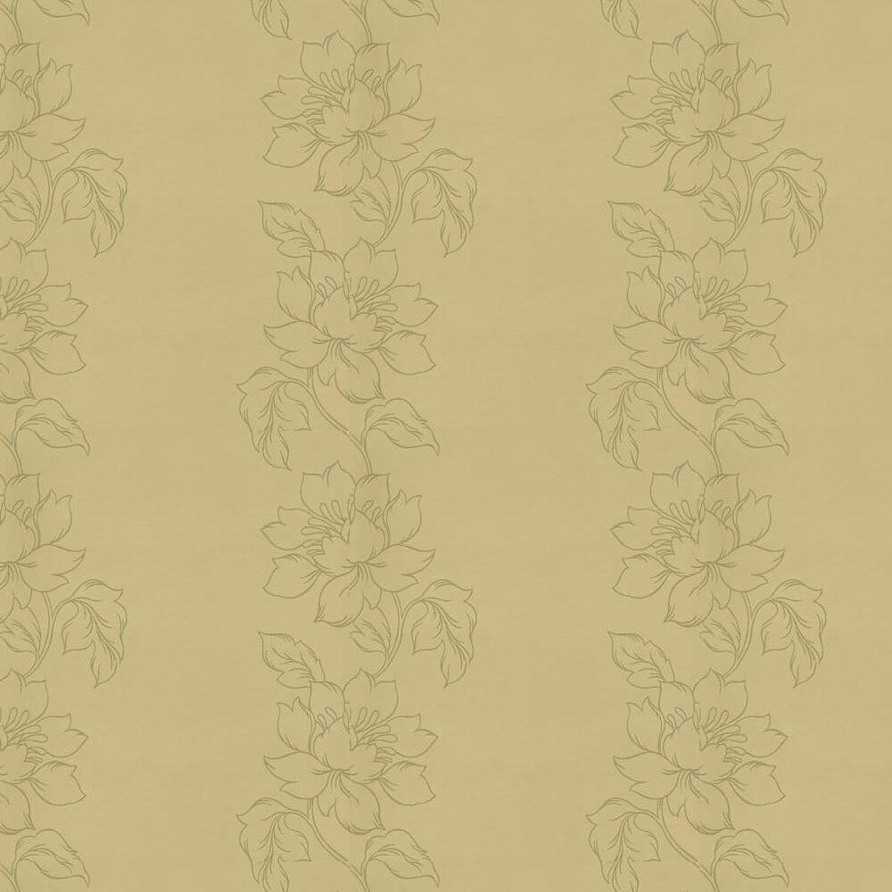 Amati Plain Print Wallpaper  - Green - by Kandola