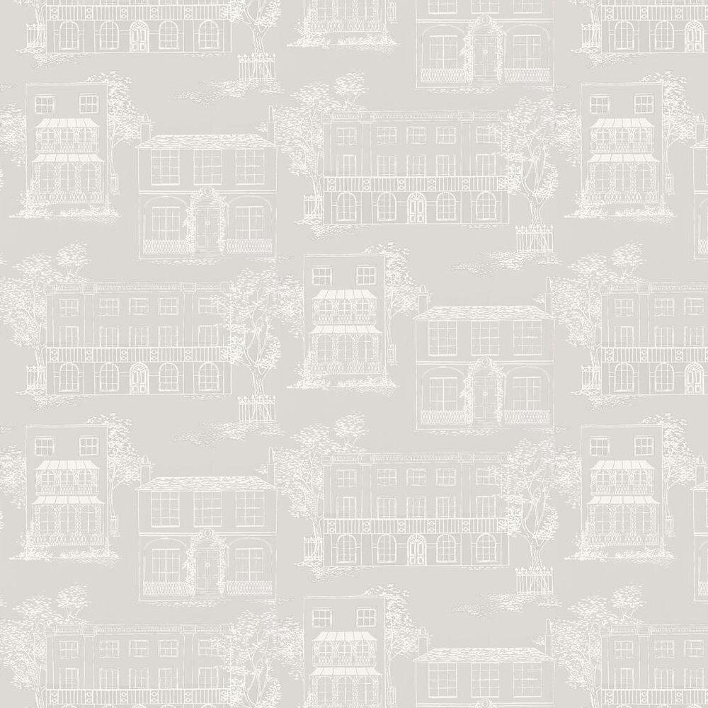 Little Greene Hampstead Cool Grey Wallpaper - Product code: 0271HACOOLG