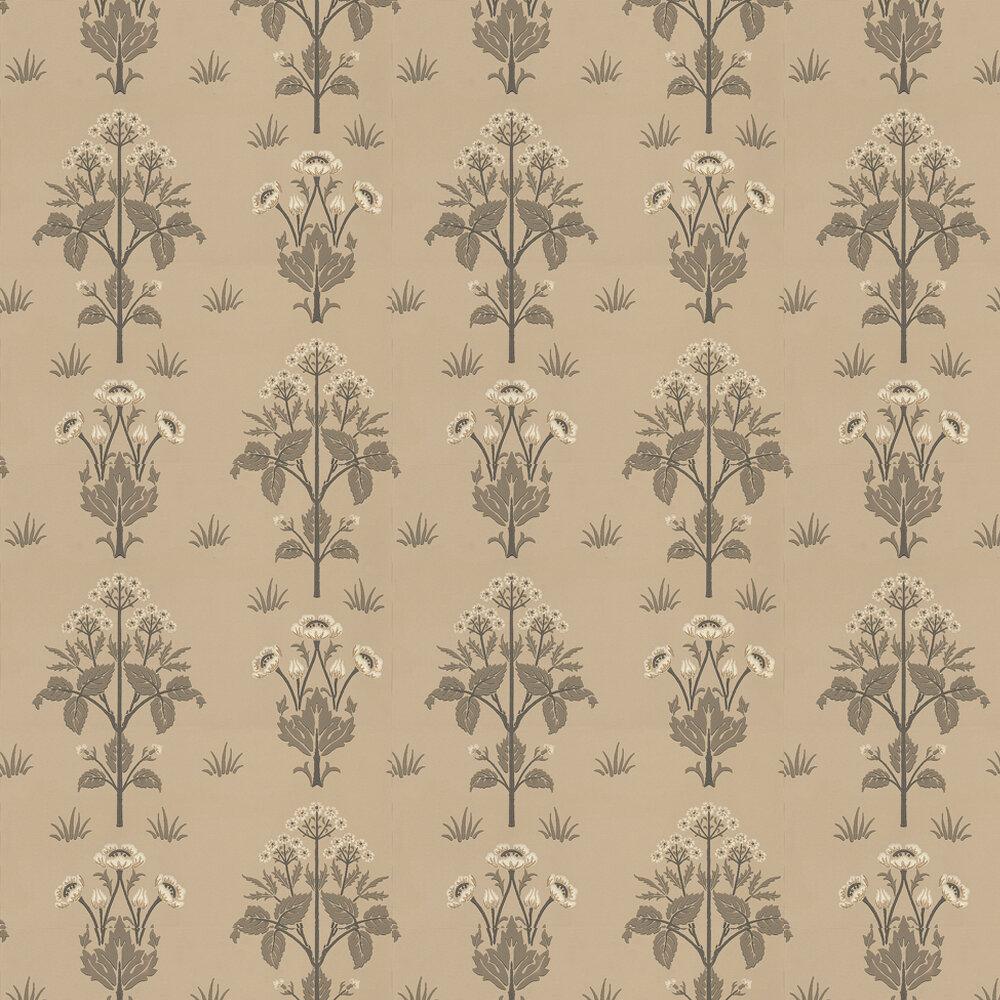 Morris Meadow Sweet Chocolate Wallpaper - Product code: 210351