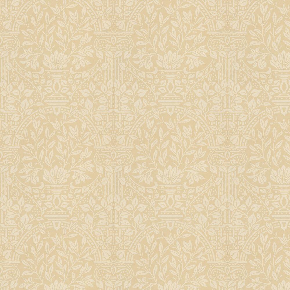 Graden Craft Wallpaper - Cream / Beige - by Morris