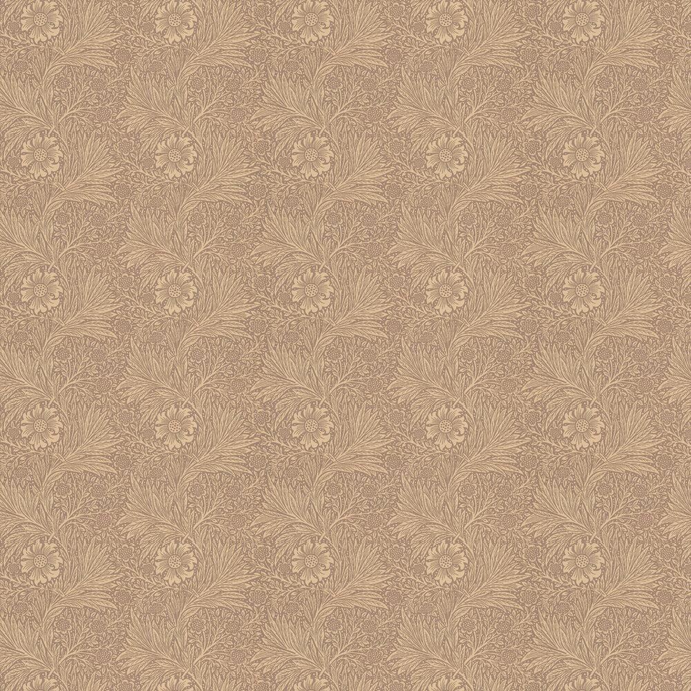 Marigold Wallpaper - Sand / Beige - by Morris