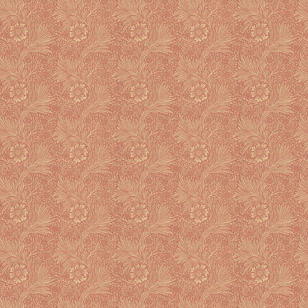 Marigold Wallpaper - Brick - by Morris