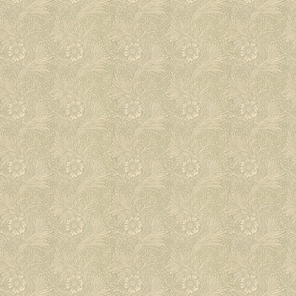 Marigold Wallpaper - Grey - by Morris