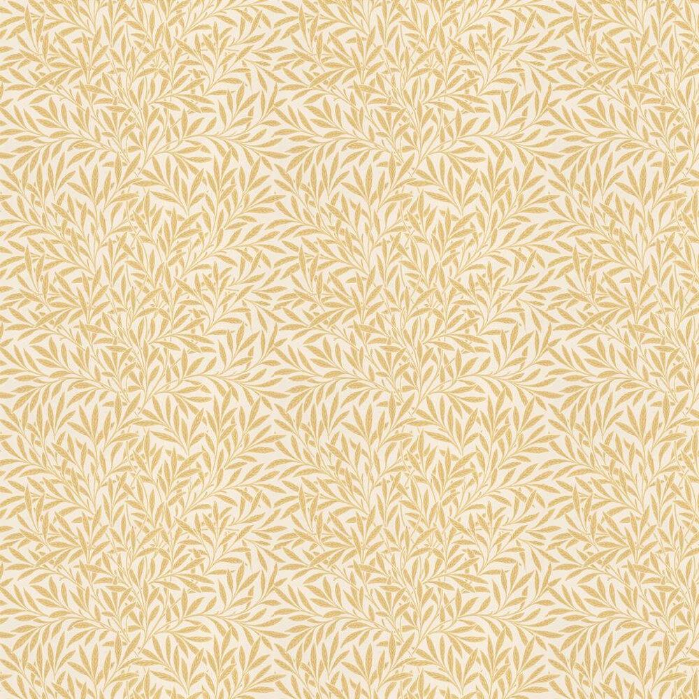 Morris Willow Sand / Cream Wallpaper - Product code: 210384